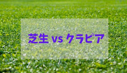 【庭の雑草対策でお悩みの方】芝とクラピアメリット比較