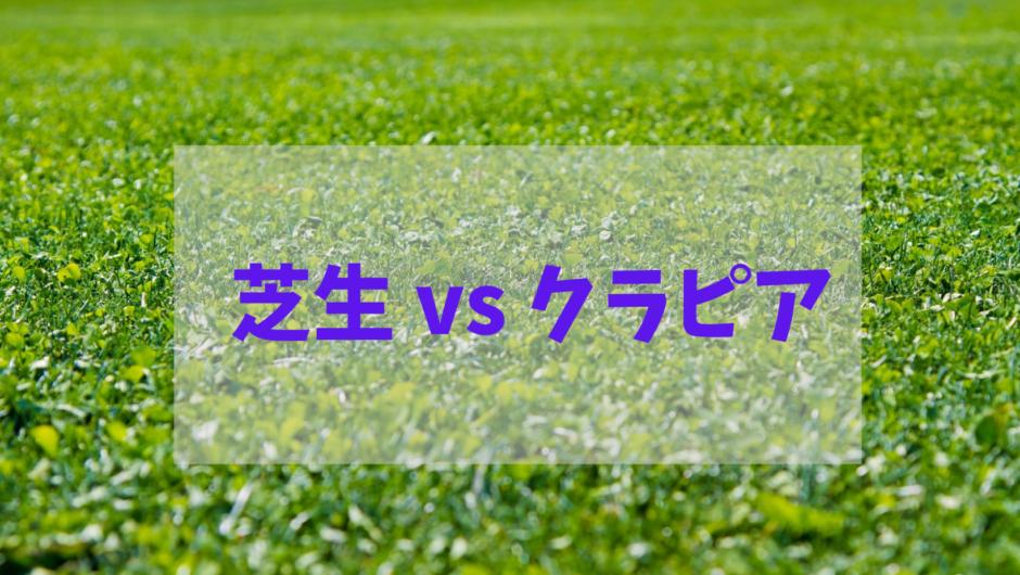 芝生 vs クラピア