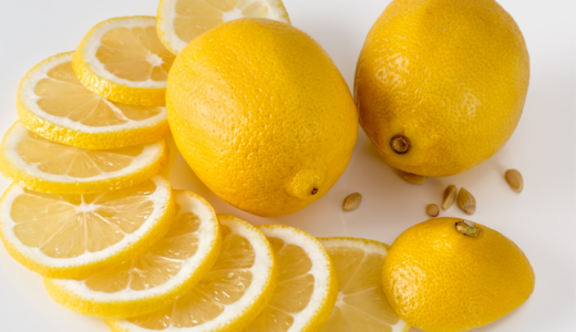 レモンを種から育ててみたよ!【種から育ててみたシリーズ】